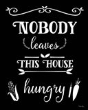 Nobody Leaves This House Hungry
