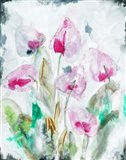 Gold leaf Cyclamen 1