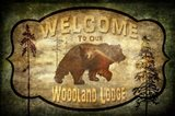 Welcome - Lodge Bear