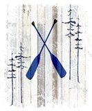 The Blue Moose - Oars