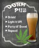 Dorm Room Pub