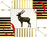 Gold Love Stag