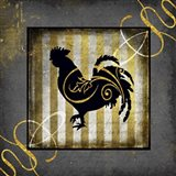 Gold Welcome To Our Bistro Chicken 2