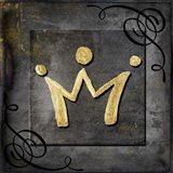Grunge Gold Crown