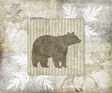 Decorative Lodge Bear 1