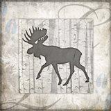 Decorative Lodge Moose 2
