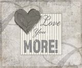 Decorative Pattern Love You More