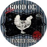 Good Ol' Family BBQ Round Chicken