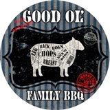 Good Ol' Family BBQ Round