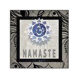 Chakras Yoga Tile Namaste V2
