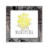 Chakras Yoga Framed Manipura V1