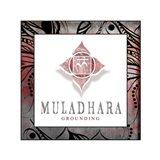 Chakras Yoga Framed Muladhara V2