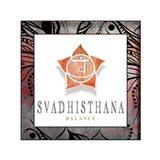 Chakras Yoga Framed Svadhisthana V2