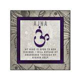 Chakras Yoga Tile AJNA V4