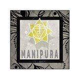 Chakras Yoga Tile Manipura V2