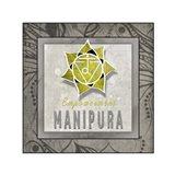 Chakras Yoga Tile Manipura V3