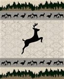 Deer Surface Pattern V1 10