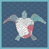 Sea Side BoHo Sq - Turtle