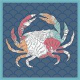 Sea Side BoHo Sq - Crab