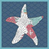 Sea Side BoHo Sq - Starfish
