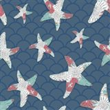 Sea Side BoHo Pattern - Starfish