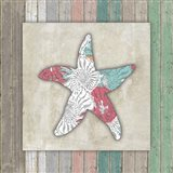 Sea Side BoHo Frame - Starfish