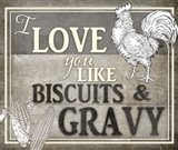 Vintage Farm Sign - Local Farmer - Love You