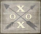 Vintage Farm Sign - XOXO 1