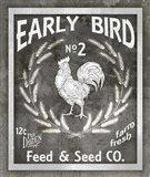 Farm Sign Early Bird