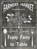 Farm Sign Farm to Table