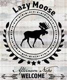 Blue Bear Lodge Sign 1