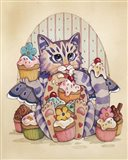 Cup Cake Kitty