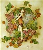 Autumn Leaf Fairy