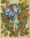 Winter Leaf Fairy