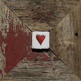 Hearts' Desire Barn - Red