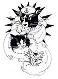 Nautical Cats