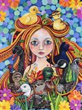 Cara the Feathered Godmother