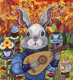 The Minstrel Hare