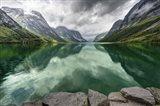 Norway- Mountain Landscape