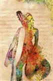 Musical Woman Violin II