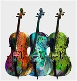 Three Cellos