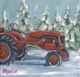Tractor 4 Seasons Allis Chalmers Holiday
