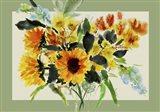 Sunnflowers Mat
