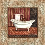 Bordo Vintage Bathroom Tub