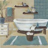 Cheetahpattern Bath I