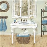 French Country Bathroom I