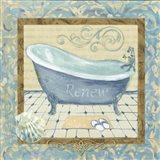 Turquoise Tub II