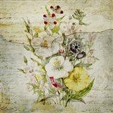Flower Print Grunge Two