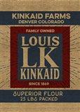 Flour Sack Kinkaid