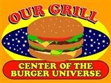 Burger Universe
